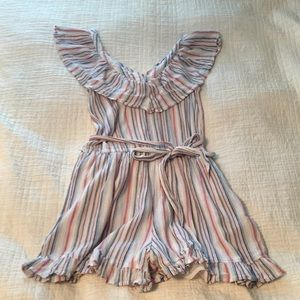 American Eagle Striped Romper (2/$20)